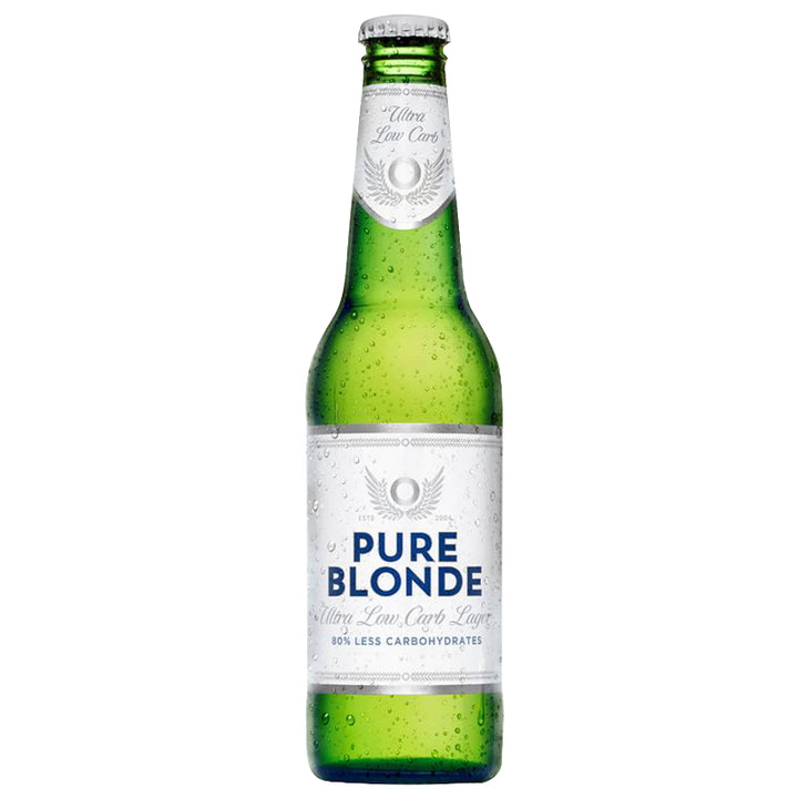 PURE BLONDE ULTRA LOW CARB LAGER 355ML