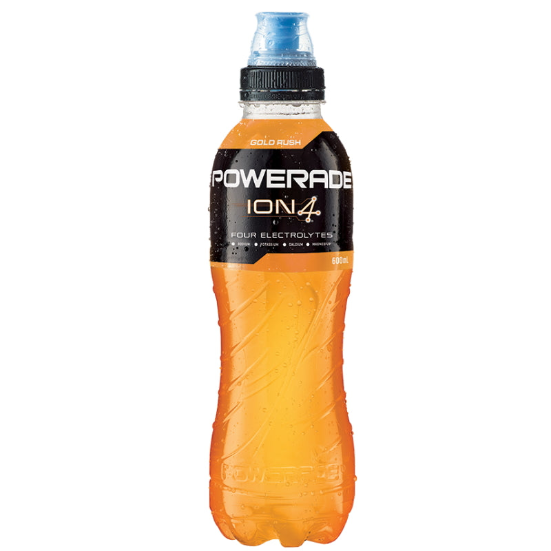 Powerade Gold Rush 600ML