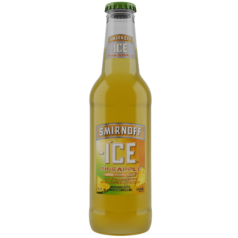 Smirnoff -ice Pineapple 4.5% 300mL