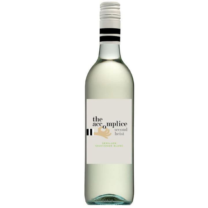 THE ACCOMPLICE SECOND HEIST SEMILLON SAUVIGNON BLANC