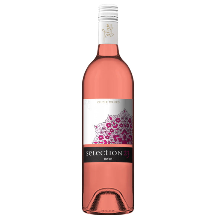 Zilzie Wines Selection 23e is Rosa 12.5% 750ML