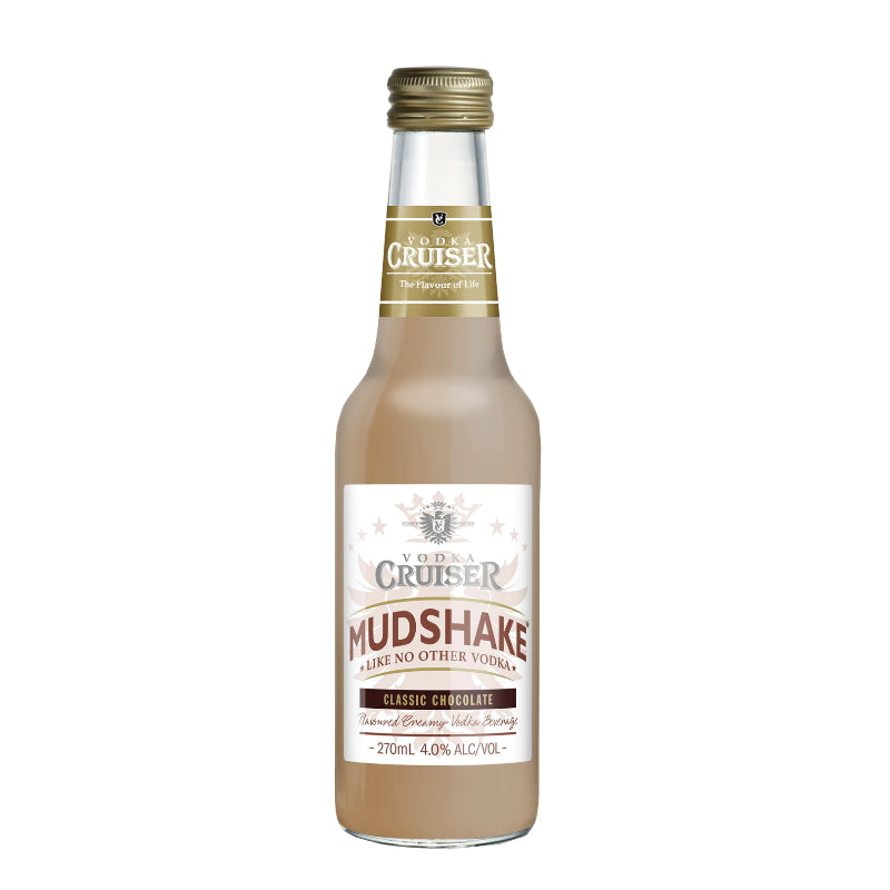 VODKA MUDSHAKE CHOCOLATE 4% 270ML