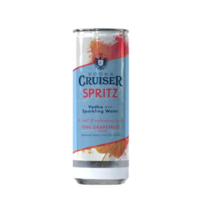 Vodka Cruiser Spritz Pink Grapefruit