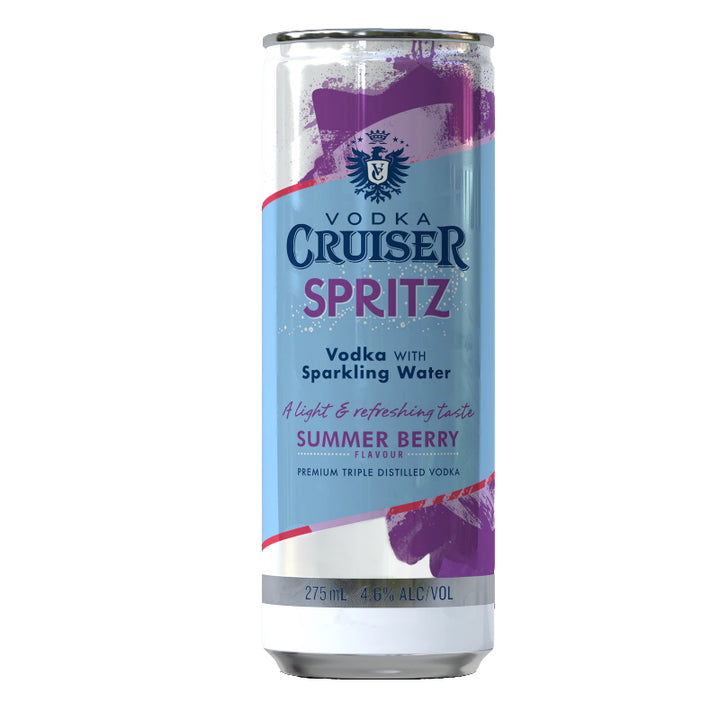 Vodka Cruiser Spritz Summer Berry