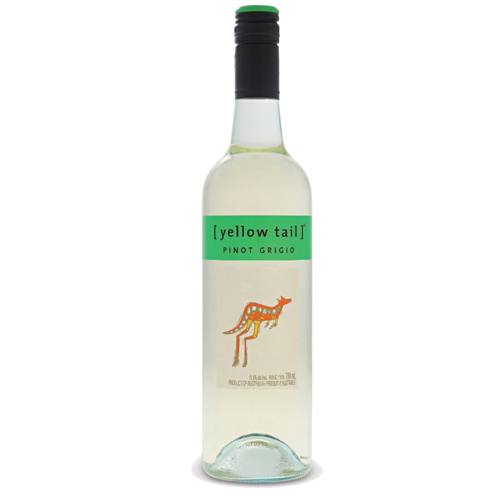 YELLOW TAIL PINOT GRIGIO 11.5%