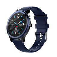 Evolves NextFIT Halo Sports True Round Display Smart Watch with Heart Rate and 24 Sports Mode