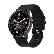 Vikyuvi Vikfit Gear True Round Smart Watch with Always On Display