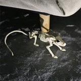 Halloween Decorations Creepy Decor Party Props Rat - YAXIR