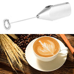 Kitchen Electric Handle Coffee Milk Egg Beater Frother Cream Foamer Cappuccino - YAXIR
