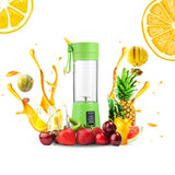 Multipurpose Charging Mode Portable Small Juice Extractor - YAXIR