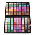162 Color Eye Shadow Palette Matte Glitter Powder Makeup Set - YAXIR
