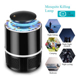 Electric Mosquito Killer Lamp LED Bug Zapper Anti - YAXIR