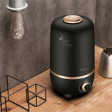 Deerma DEM - F450 Cool Mist Air Humidifier 4L Large Capacity Zero Radiation Mute Fog Creator - YAXIR