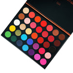 Matte Eyeshadow Palette Beauty Makeup - avdaco