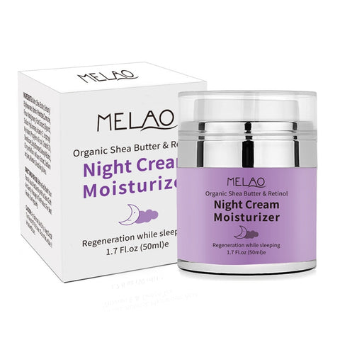 Organic  Night Cream Moisturizer Nourishing - avdaco