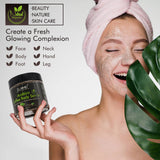 Arabica Coffee Scrub Body - avdaco