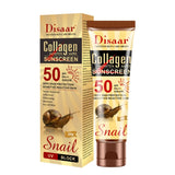 Collagen  Sunscreen Snail Essence - avdaco