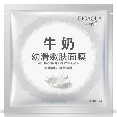 Bioaqua Sheet Mask Snail Essence Facial Mask - avdaco