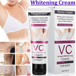 Dark Areas Whitening Cream for Bikini Elbow Armpit Knee - avdaco