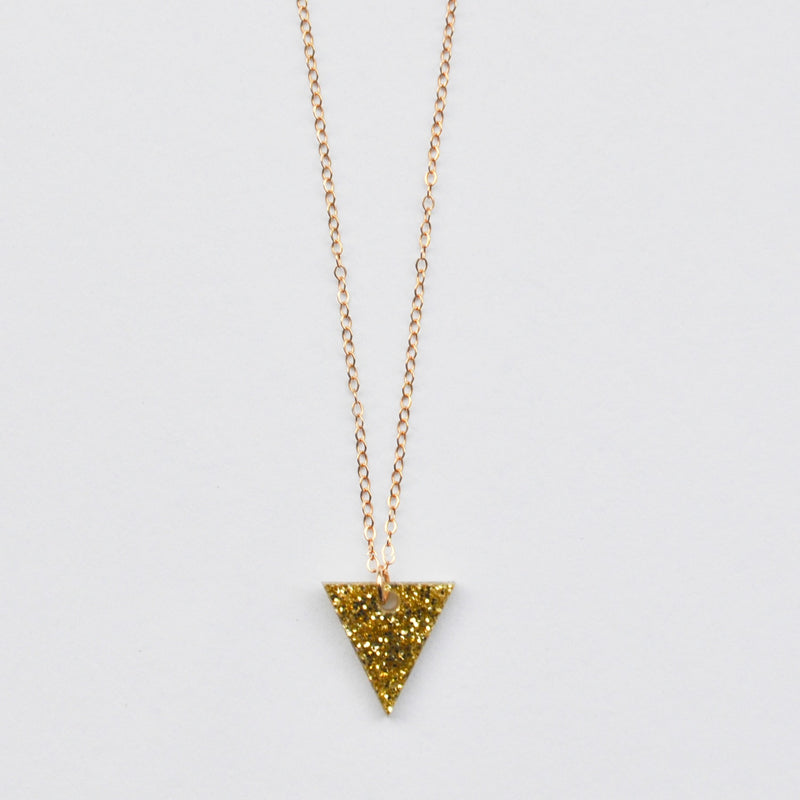 Classic Emma Necklace - Gold