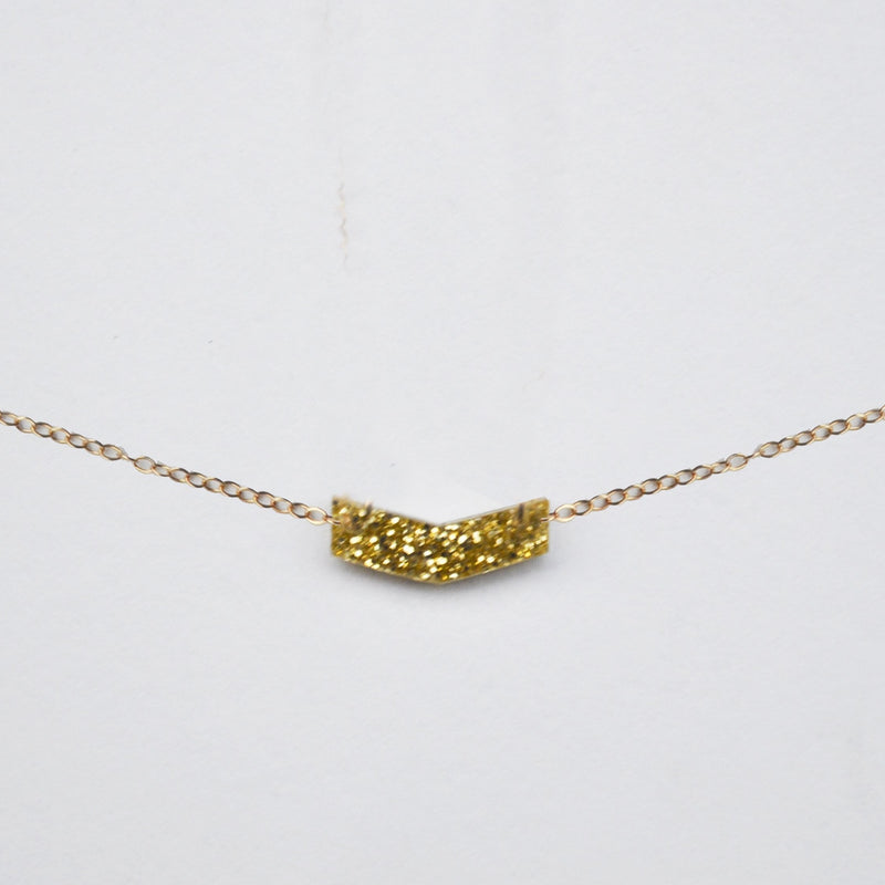 Classic Ava Necklace - Gold