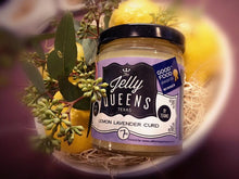 Load image into Gallery viewer, Lemon Lavender Curd (5 Ounce Jar)