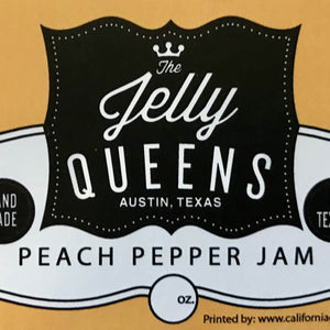 Peach Pepper Jam (5 Ounce Jar)