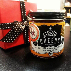 The Jelly Queens Jammin' Jelly Box  (Two 5 oz Jars of Jelly)