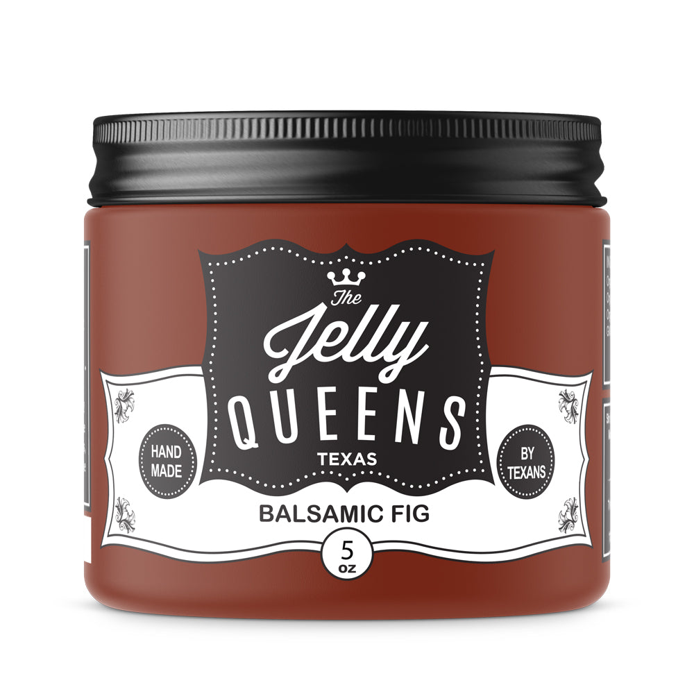 Balsamic Fig Jam (5 Ounce Jar)