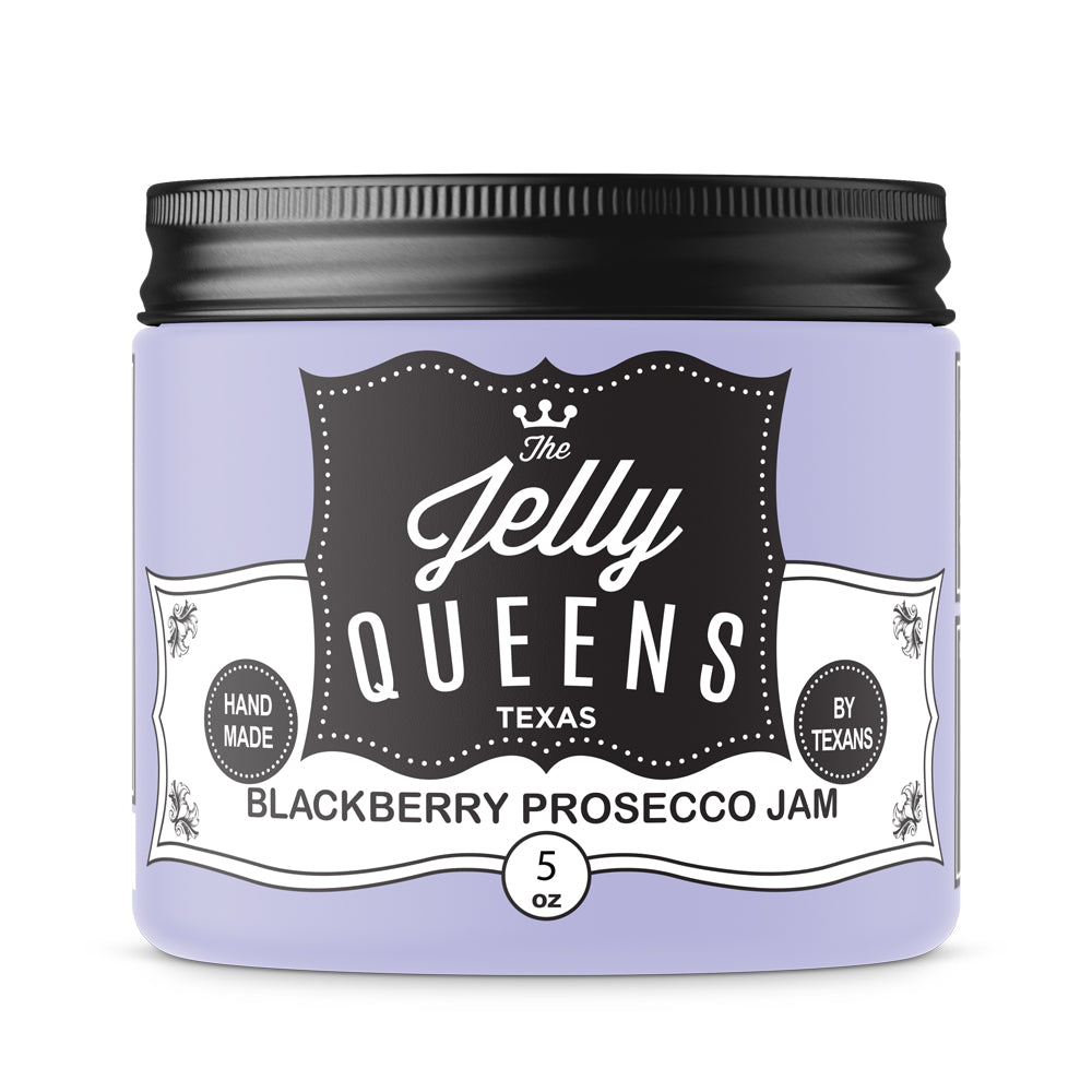 Summer - 6oz Blackberry Prosecco Jam