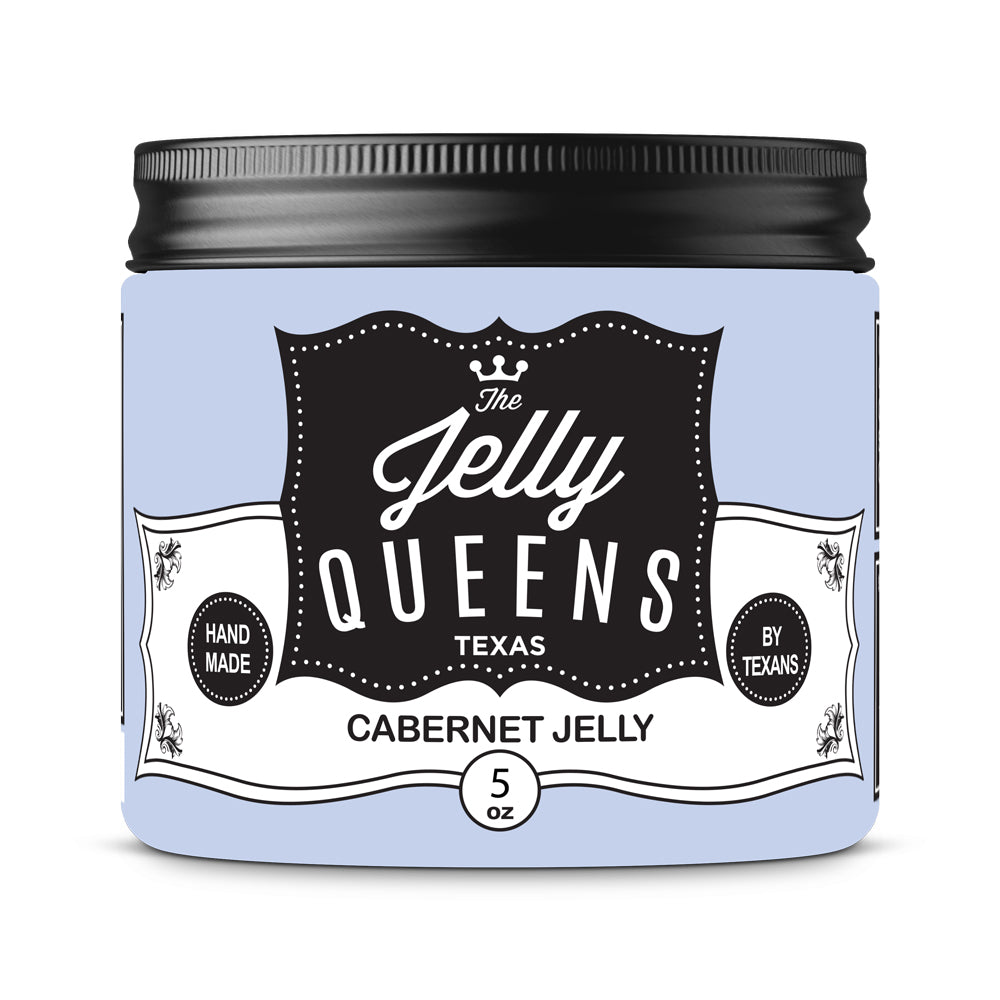 Year Round - 5oz Cabernet Jelly (5 Ounce Jar)