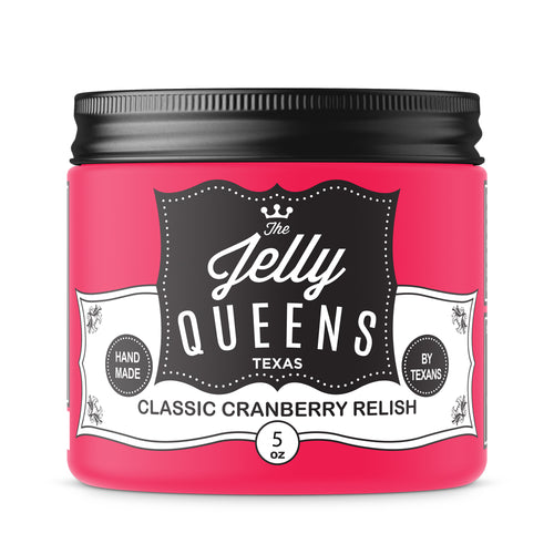 Classic Cranberry Relish (5 Ounce Jar)