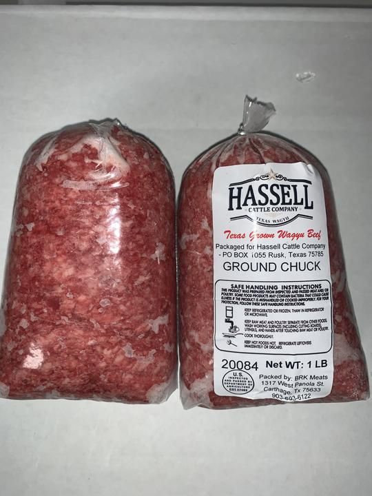 Wagyu Ground Chuck 1 lb