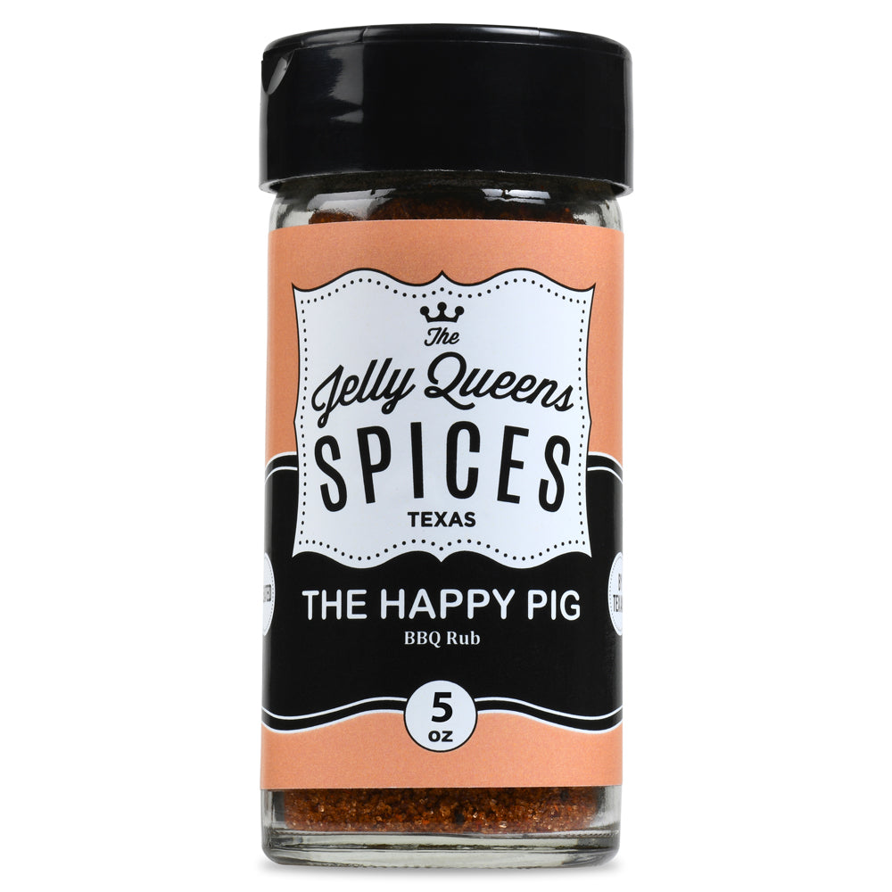 The Happy Pig Pork Rub