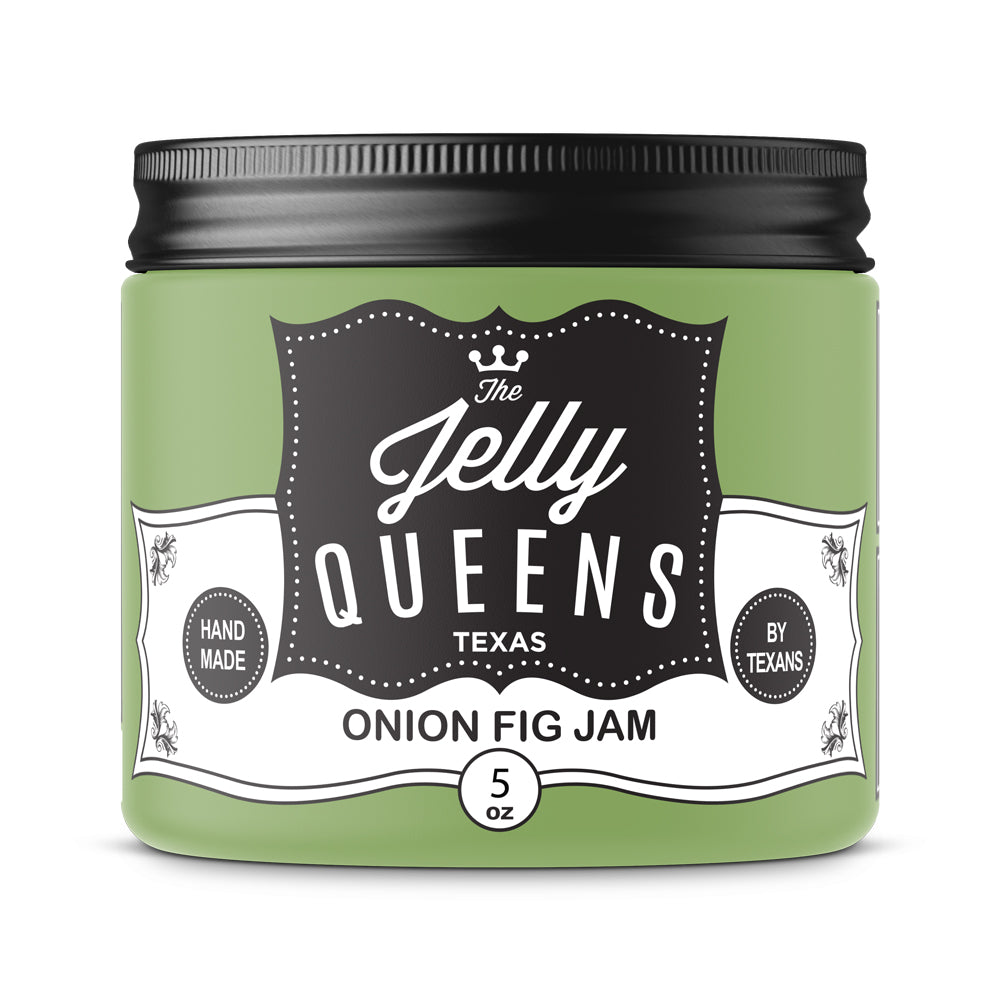 Fall - 6oz Onion Fig Jam