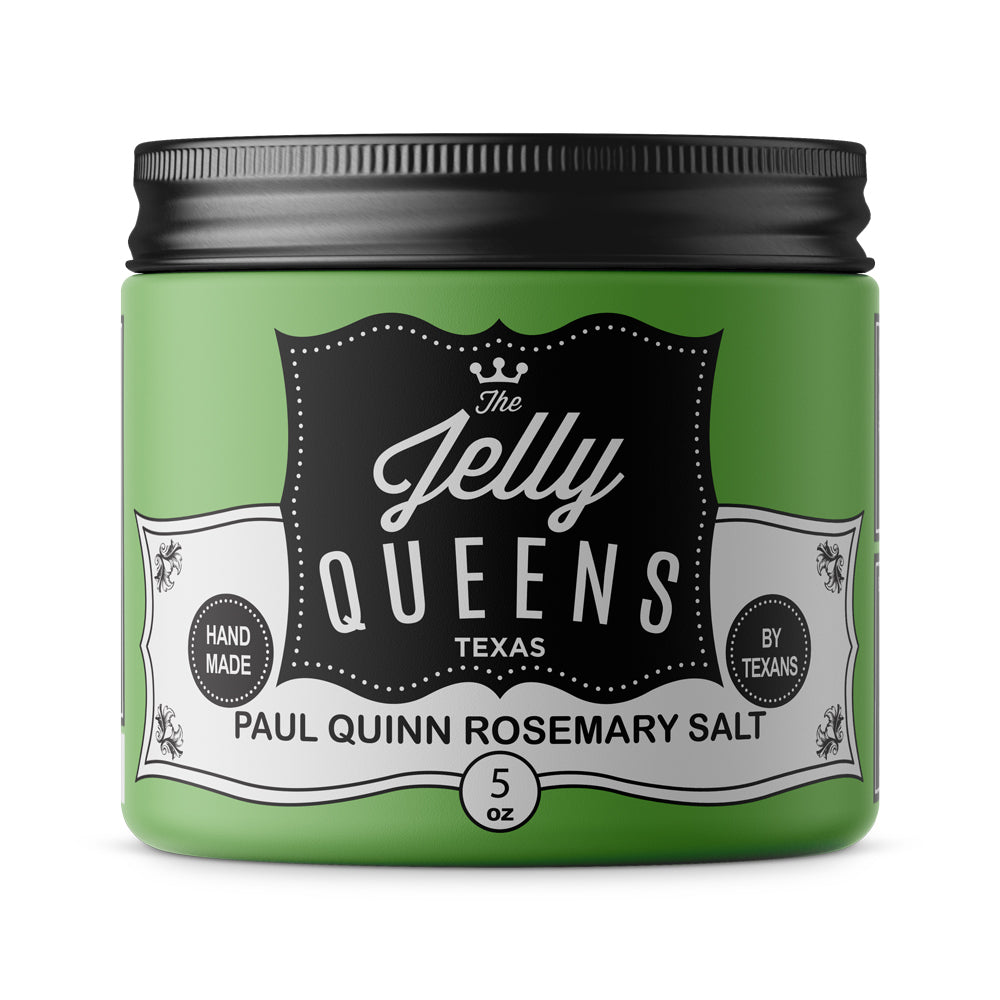 Paul Quinn Rosemary Salt (5 Ounce Jar)