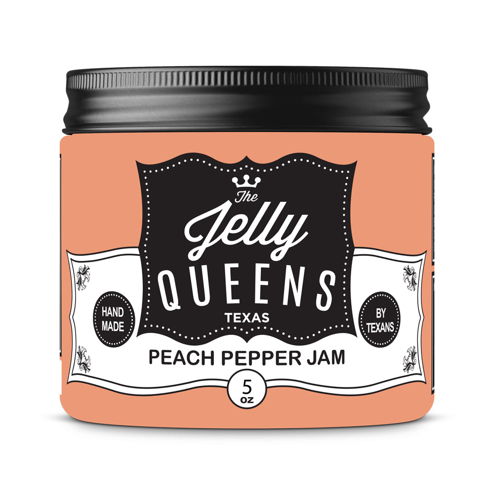 Summer - 6oz Peach Pepper Jam