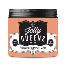 Load image into Gallery viewer, Peach Pepper Jam (5 Ounce Jar)