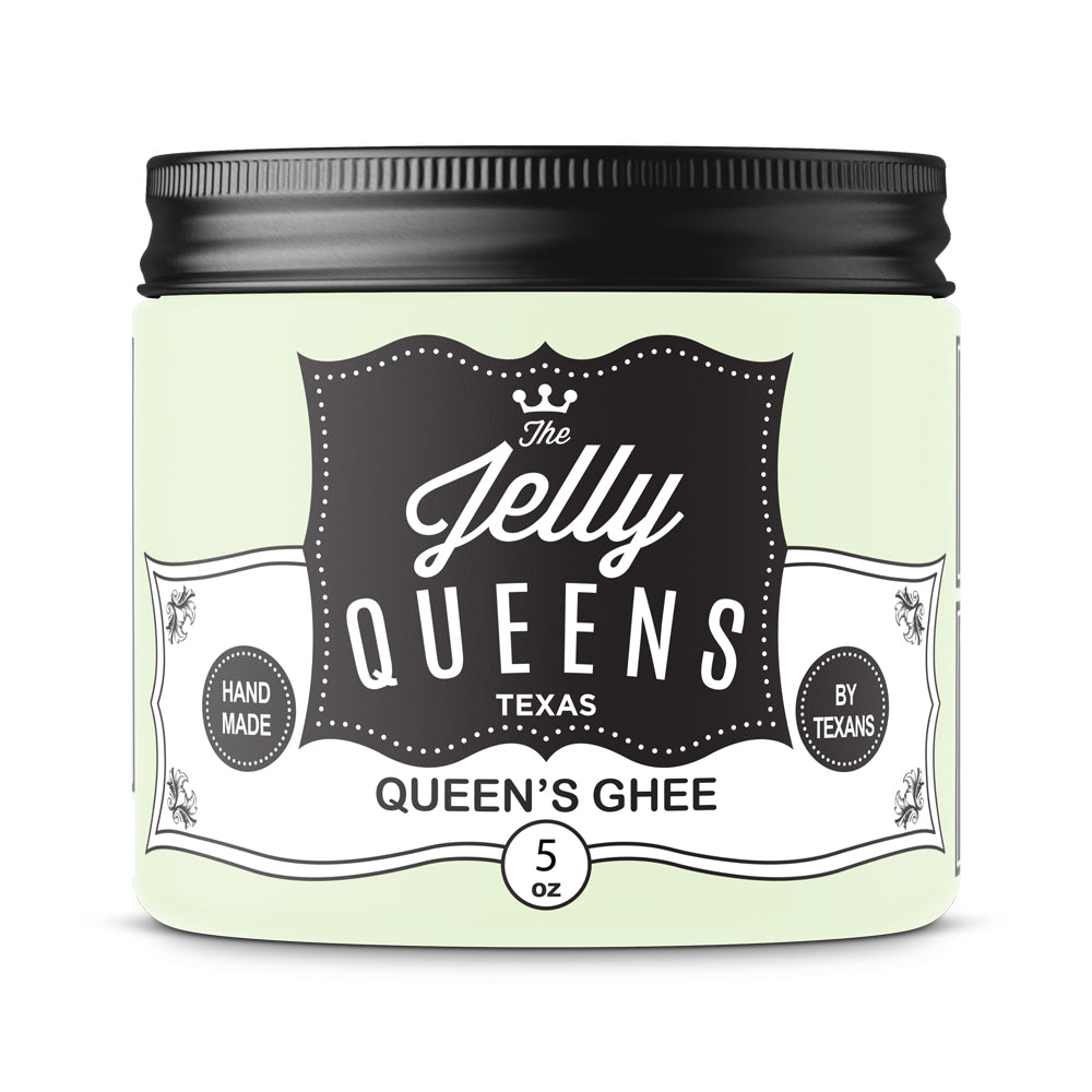 Year Round - 6oz The Queen's Ghee