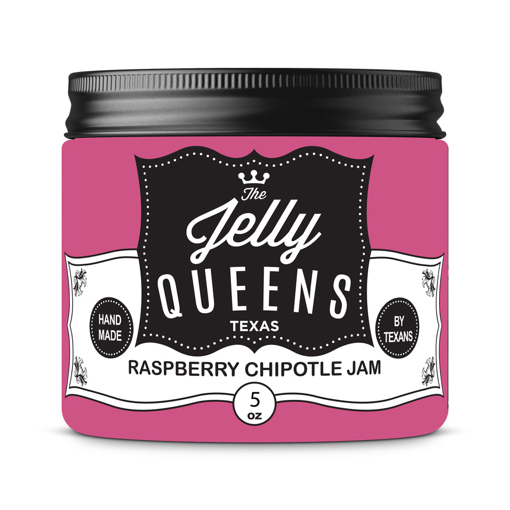 Raspberry Chipotle Jam (5 Ounce Jar)