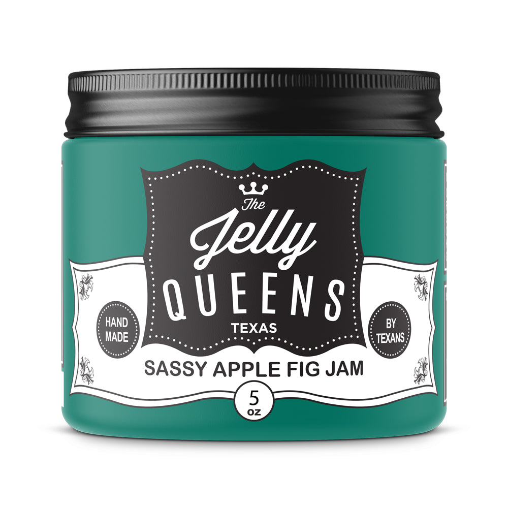 Sassy Apple Fig (5 Ounce Jar)