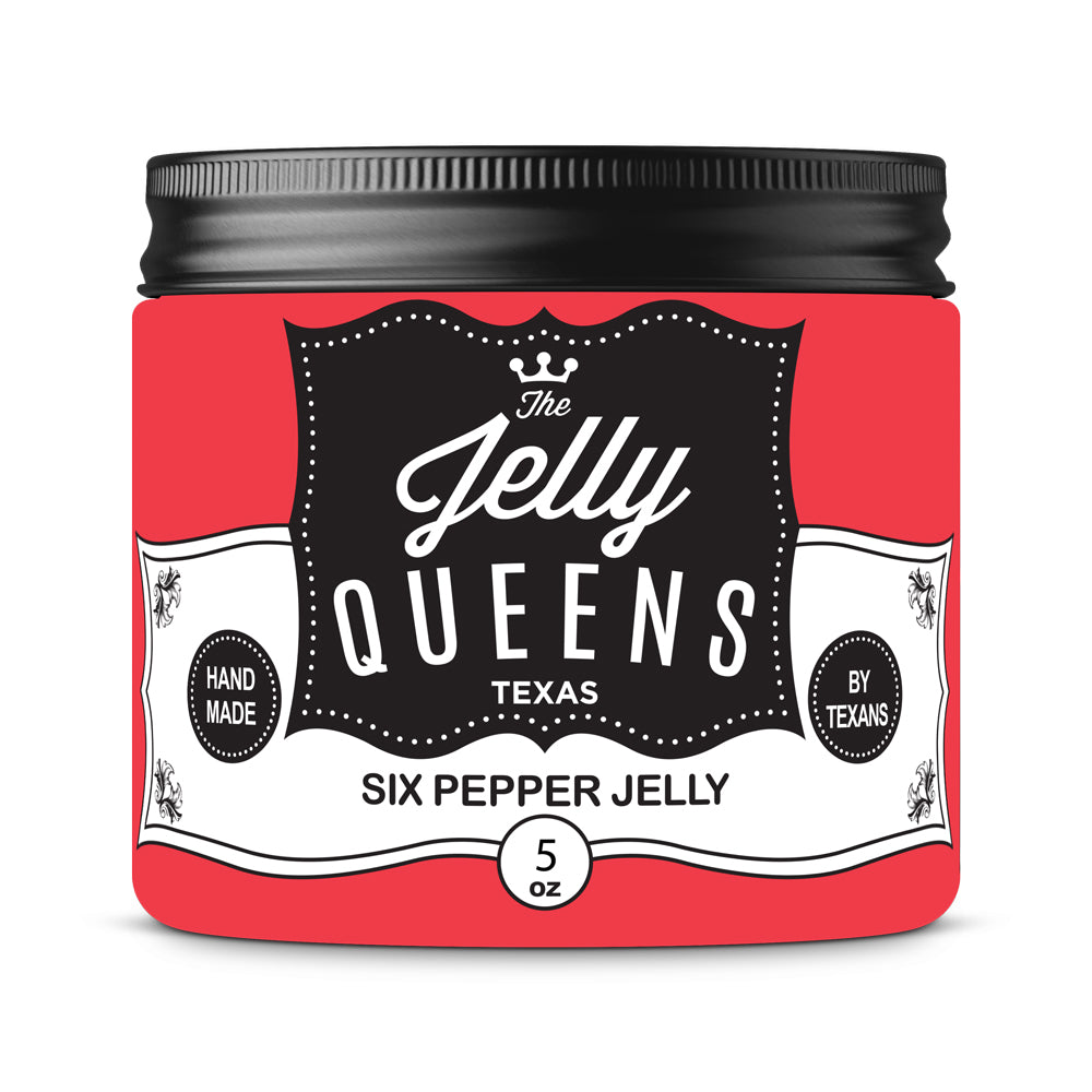 Summer - 6oz Six Pepper Jelly