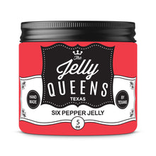 Load image into Gallery viewer, Six Pepper Jelly ( 5 Ounce Jar)