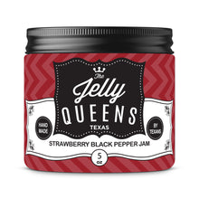 Load image into Gallery viewer, Spring - 6oz Strawberry Black Pepper Jam
