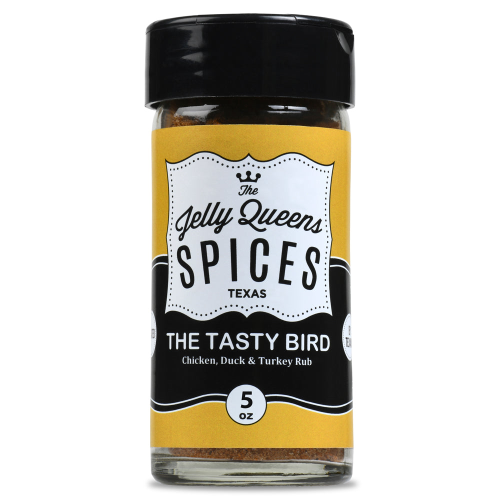 The Tasty Bird Chicken Rub