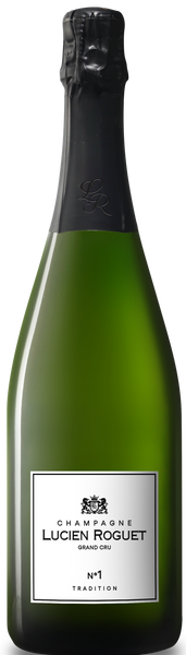 N° 1    Brut Tradition,  Grand Cru,  0,75l