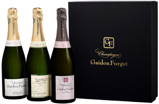 Coffret Authentique  by Champagne Gaidoz