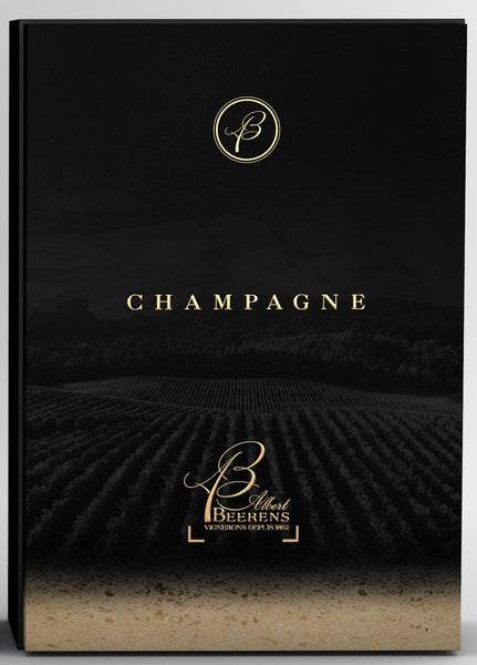 "Discovery Box ""Les Essentielles"" from Champagne Albert Beerens"