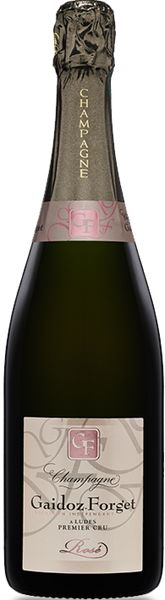 Carte d'Or Brut ROSE, Premier Cru -  0,75l