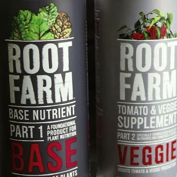 Gardening and Plant Care - Fertilizers - Root Farm - available from RiceRoadGreenhouses in Ontario, Canada
